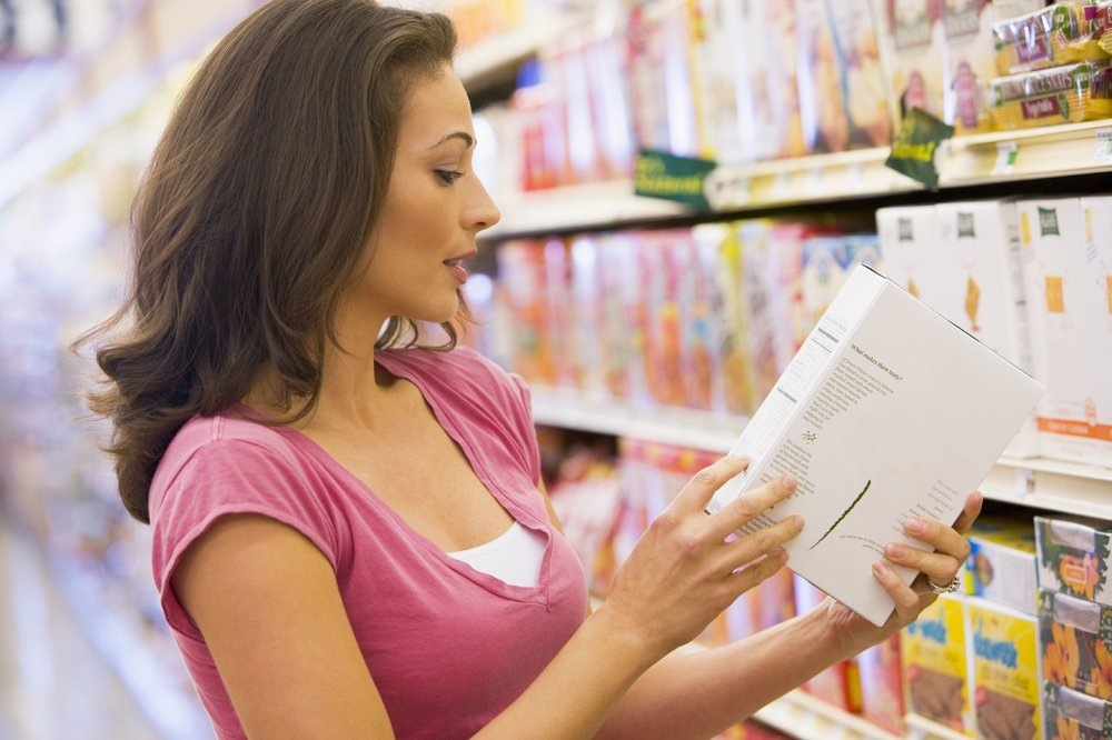 Why I read nutrition labels, and you should too