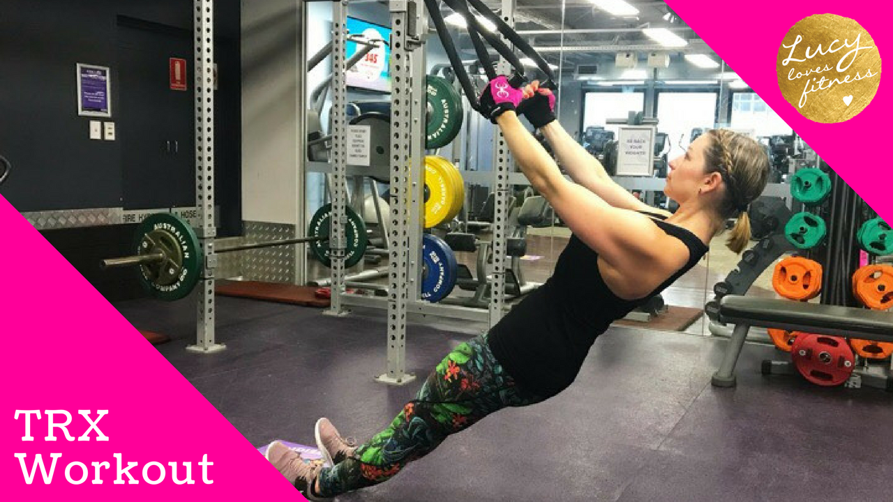 TRX Workout: Bodyweight Resistance Training